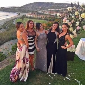 The girls Laguna Beach Ritz